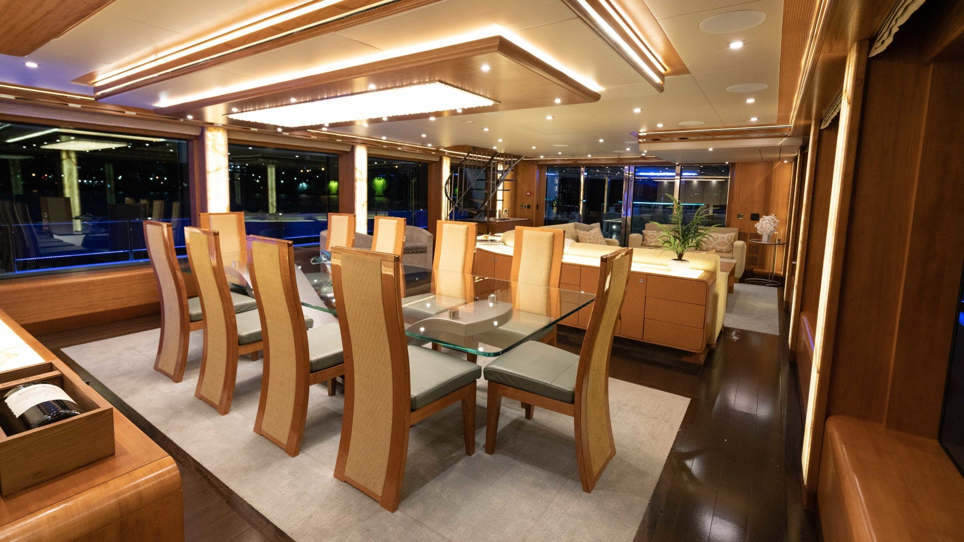 2016 IAG 133' Motor Yacht SERENITY   Picture 2 of 120