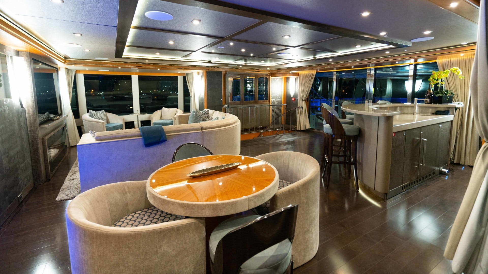 2016 IAG 133' Motor Yacht SERENITY   Picture 3 of 120