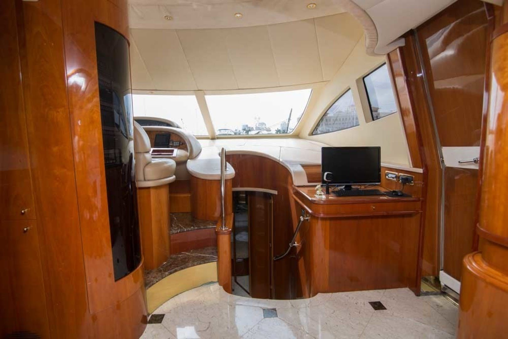 2001 Azimut 80' Motor Yacht Enchanted Lady | Picture 3 of 91