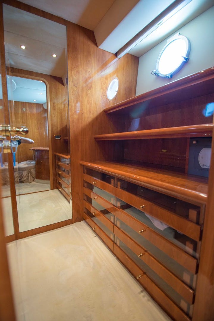 2001 Azimut 80' Motor Yacht Enchanted Lady   Picture 2 of 91