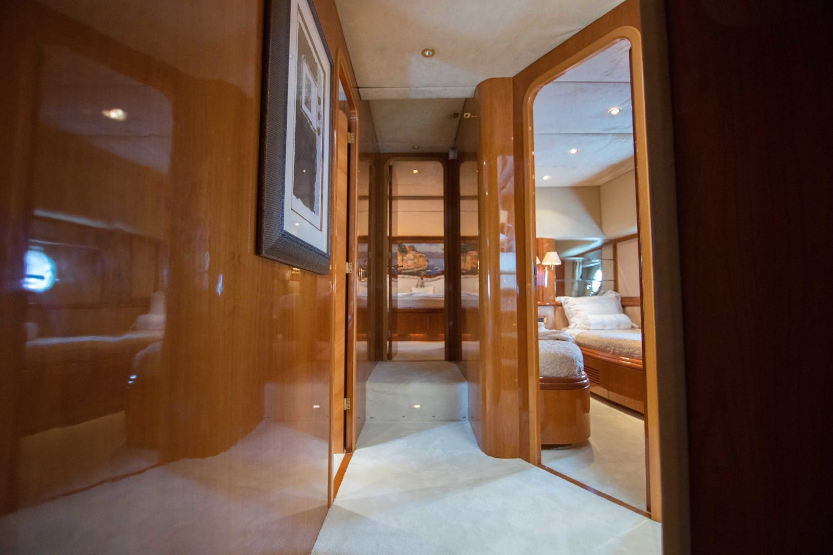 2001 Azimut 80' Motor Yacht Enchanted Lady | Picture 2 of 91