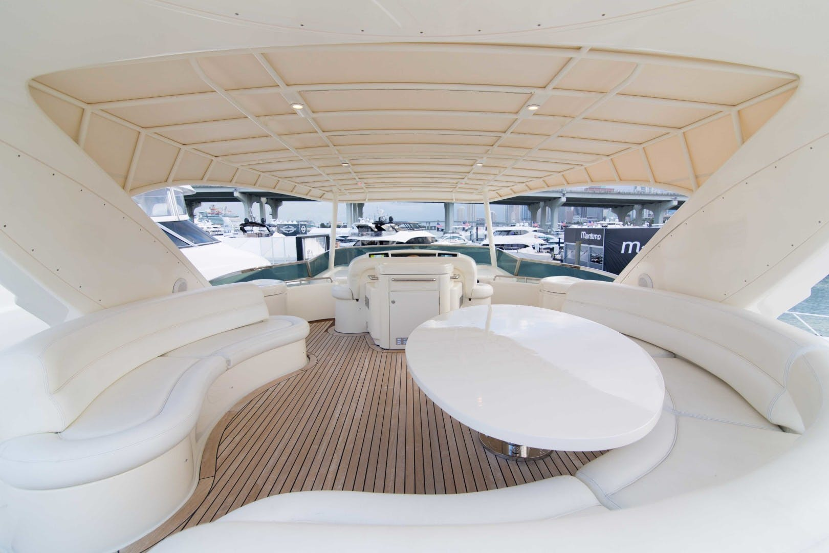 2001 Azimut 80' Motor Yacht Enchanted Lady   Picture 1 of 91