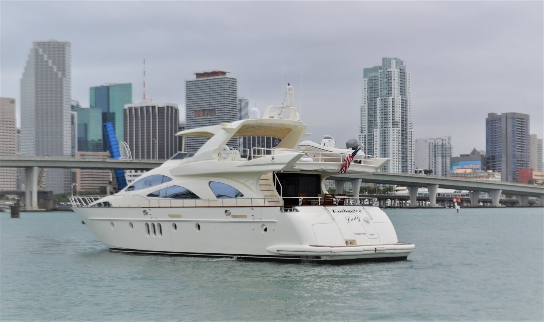 2001 Azimut 80' Motor Yacht Enchanted Lady | Picture 8 of 91
