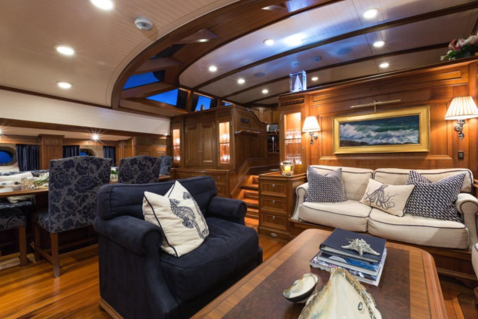 2004 Alloy Yachts 108'  Marae | Picture 3 of 16
