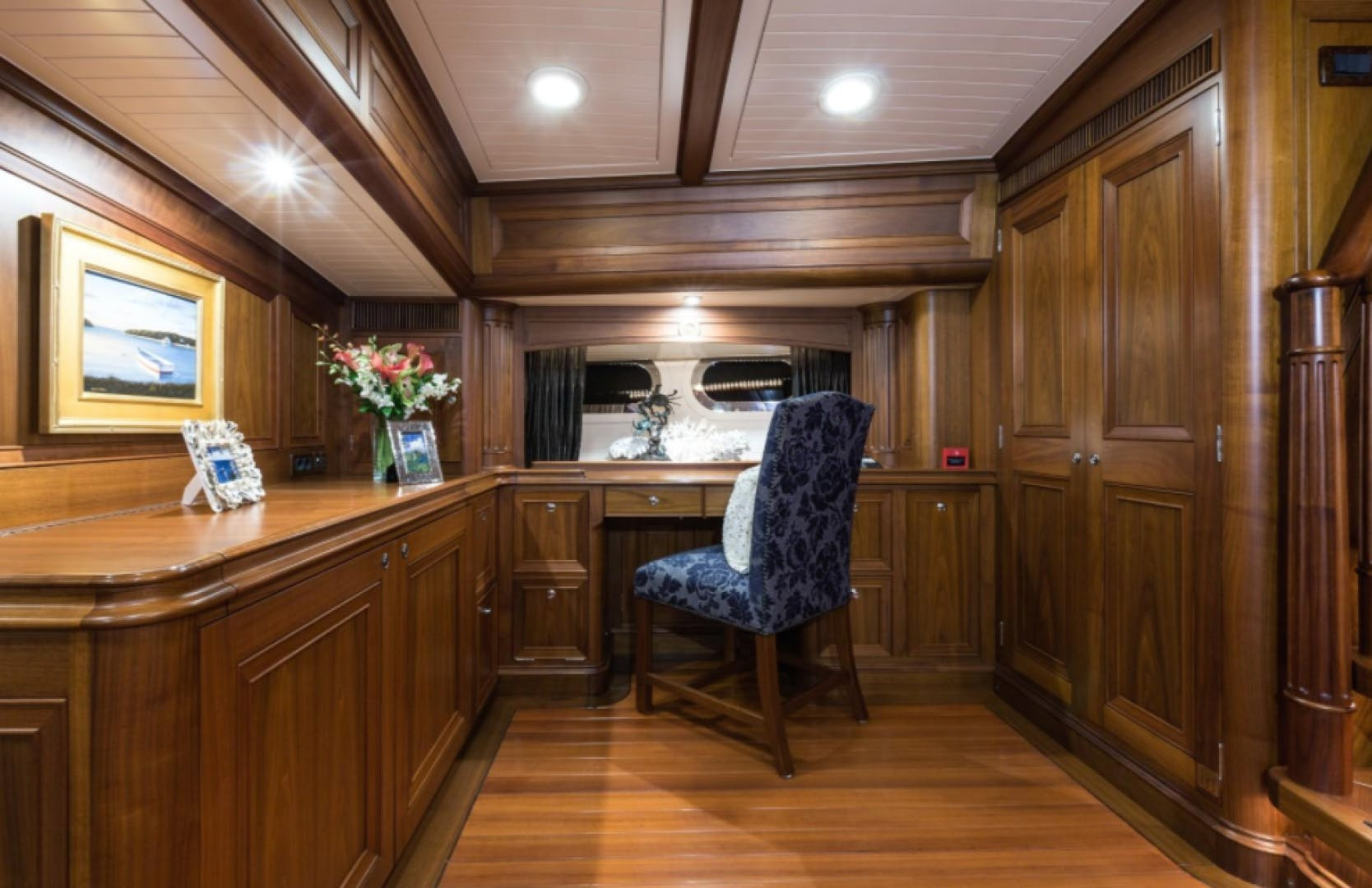 2004 Alloy Yachts 108'  Marae | Picture 5 of 16