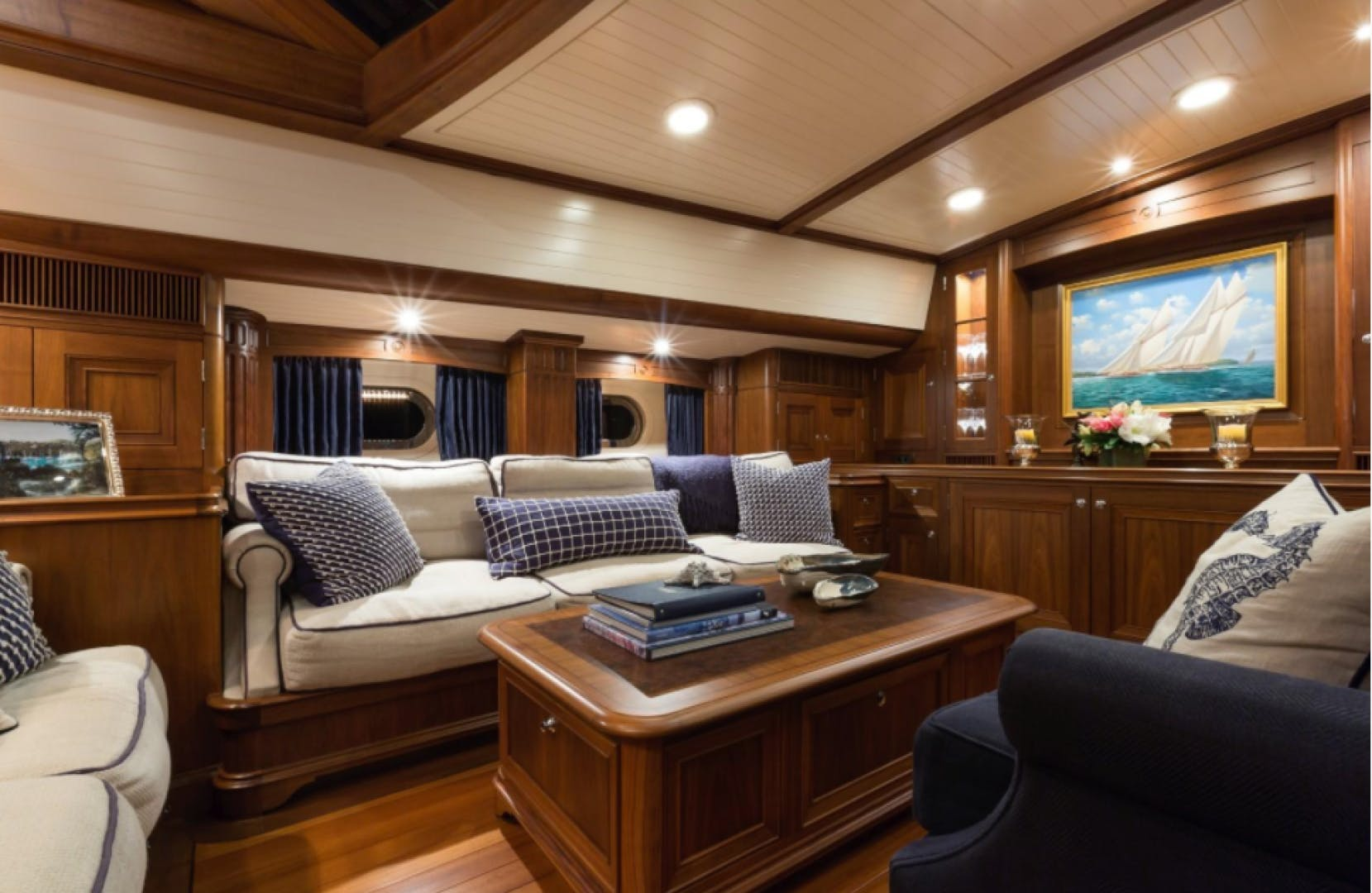 2004 Alloy Yachts 108'  Marae | Picture 1 of 16
