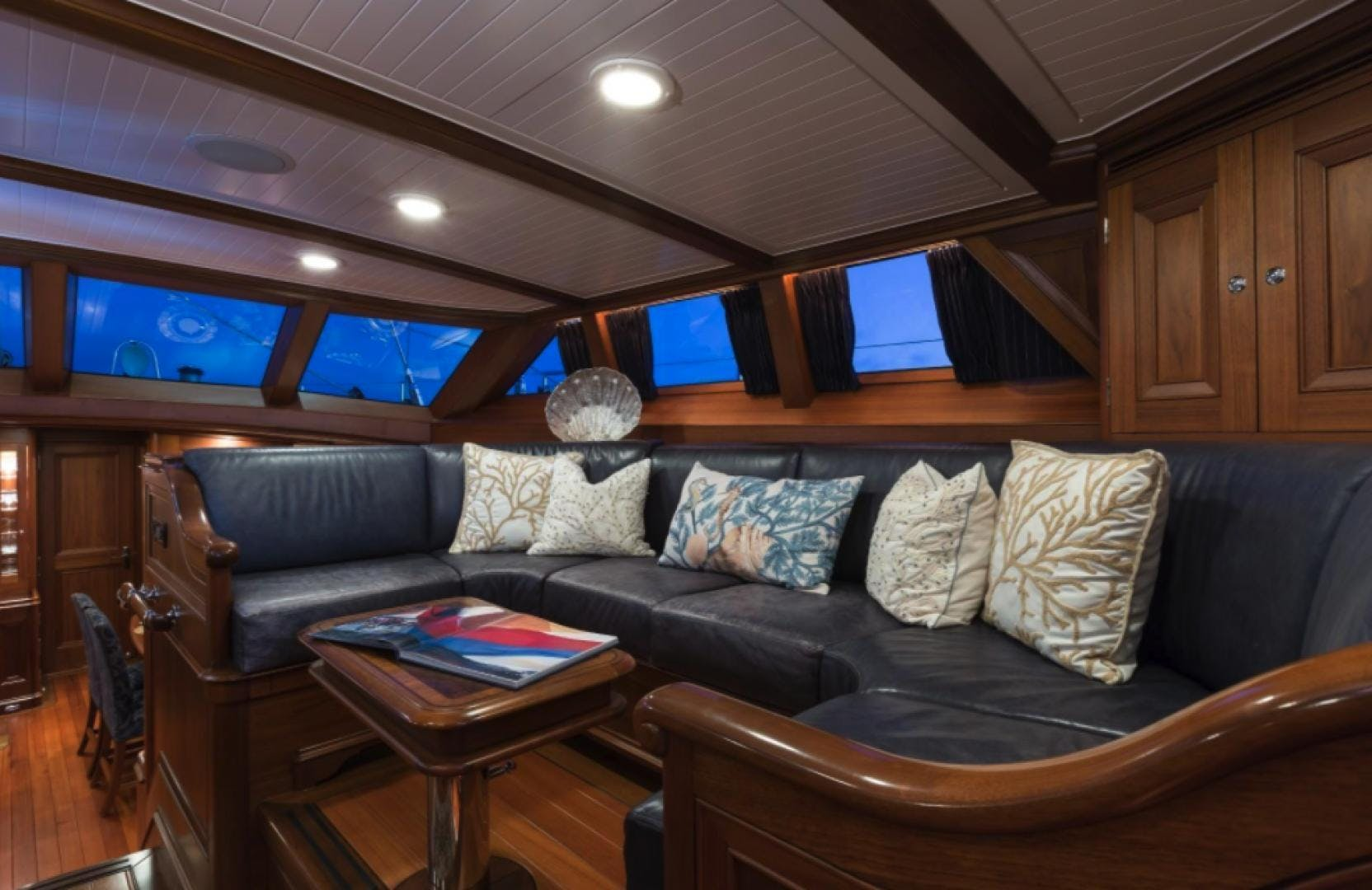 2004 Alloy Yachts 108'  Marae | Picture 6 of 16