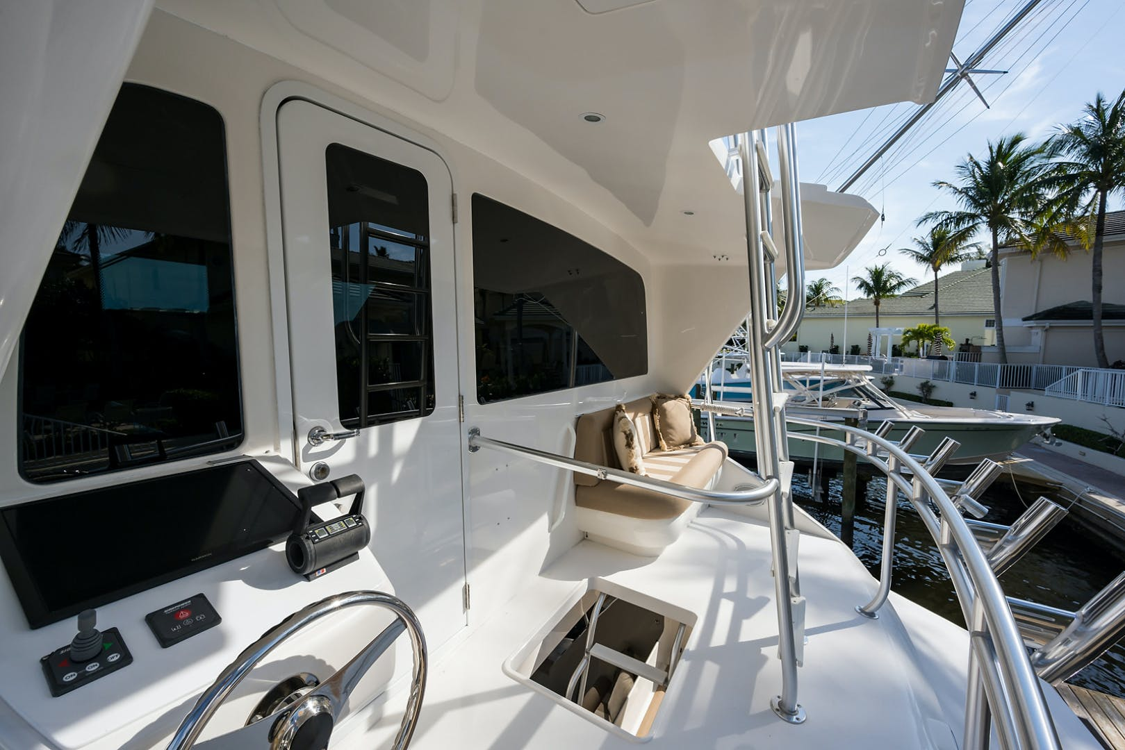 2007 Viking 74' Enclosed JANE E | Picture 7 of 60
