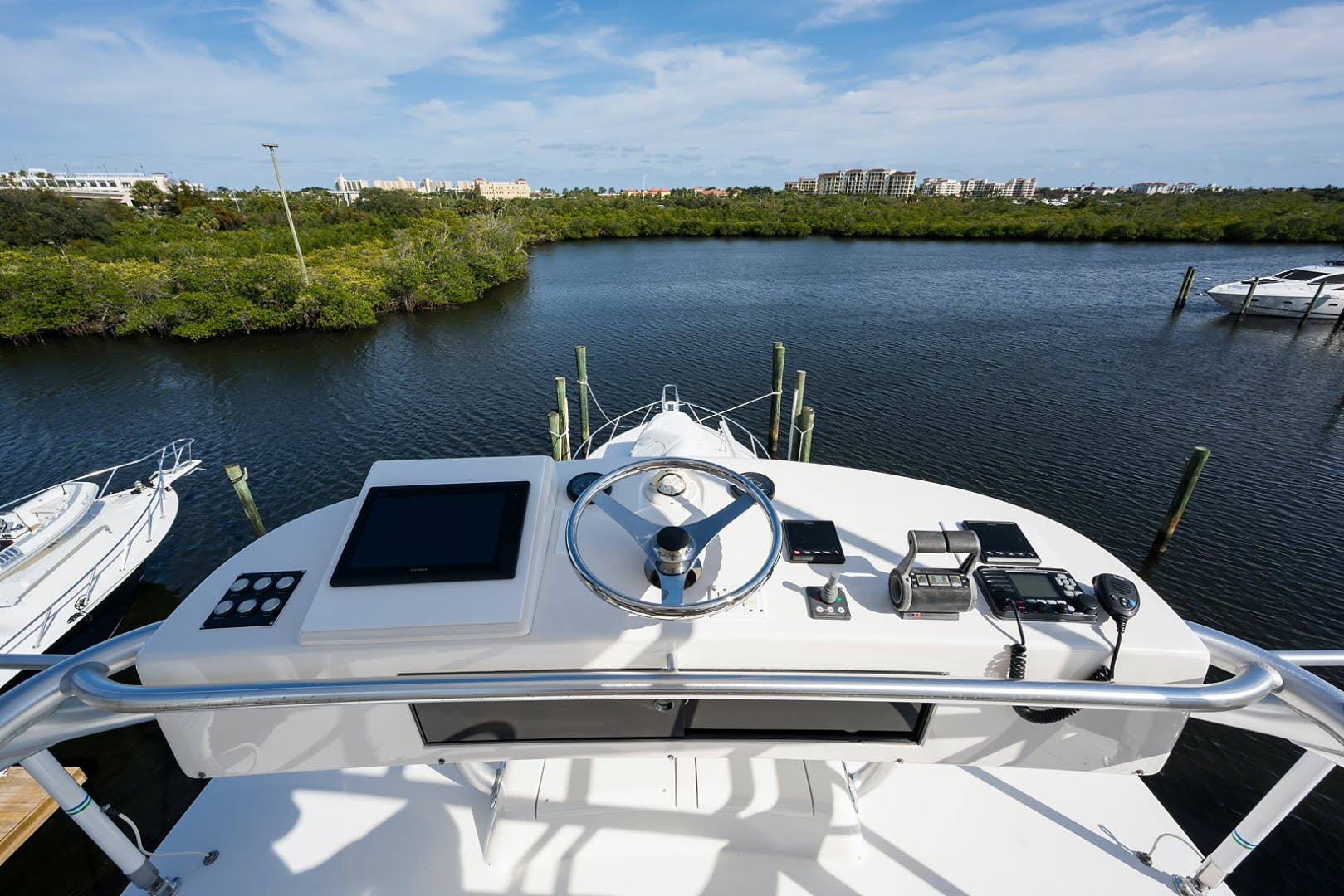 2007 Viking 74' Enclosed JANE E | Picture 8 of 60
