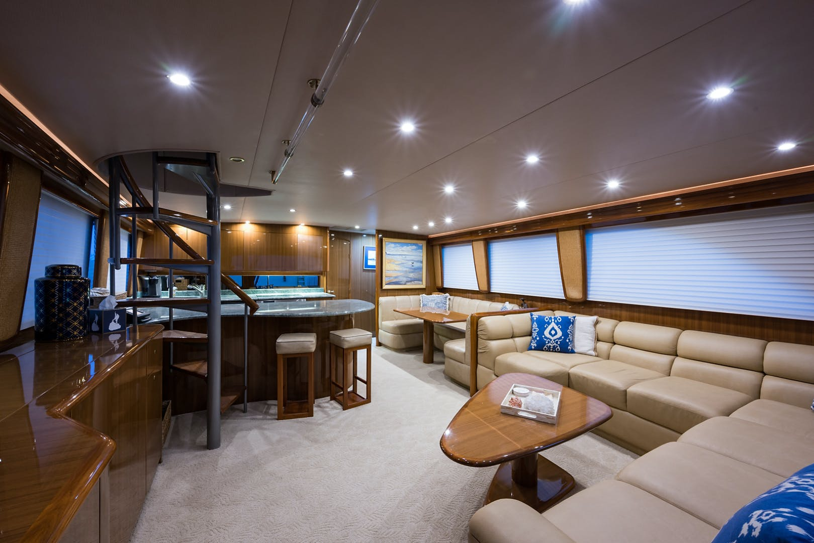 2007 Viking 74' Enclosed JANE E | Picture 2 of 60