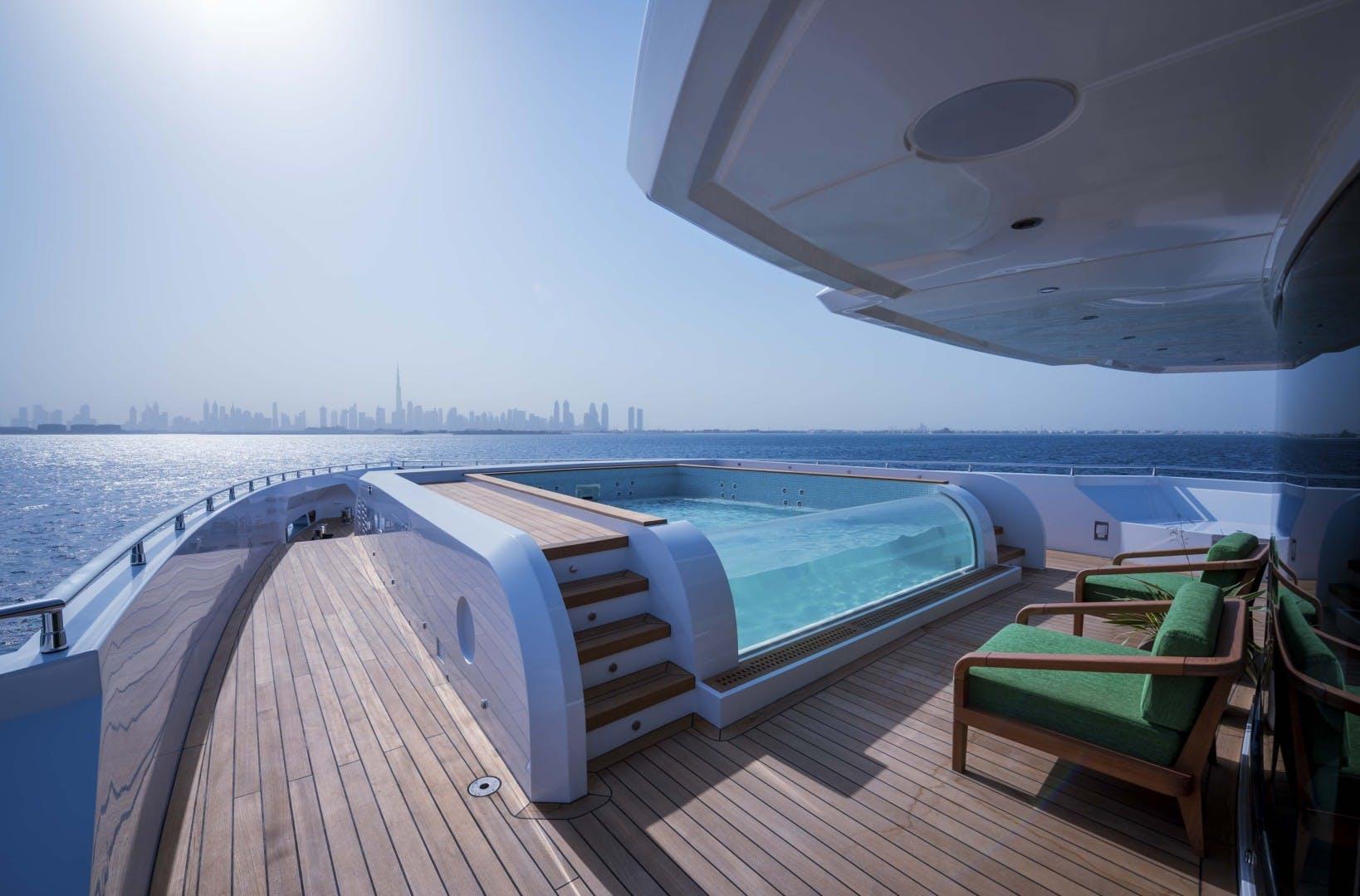 2023 Majesty Yachts 175' Tri-Deck MAJESTY 175 | Picture 1 of 32