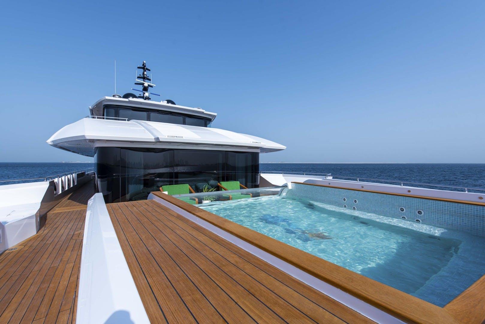 2023 Majesty Yachts 175' Tri-Deck MAJESTY 175 | Picture 8 of 32