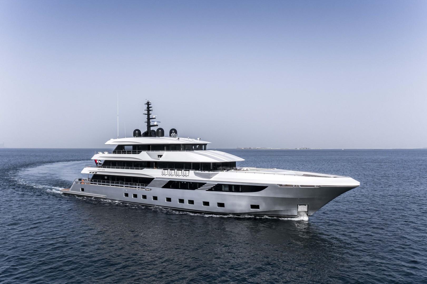 """2023 Majesty Yachts 175' Tri-Deck """"MAJESTY 175"""""""
