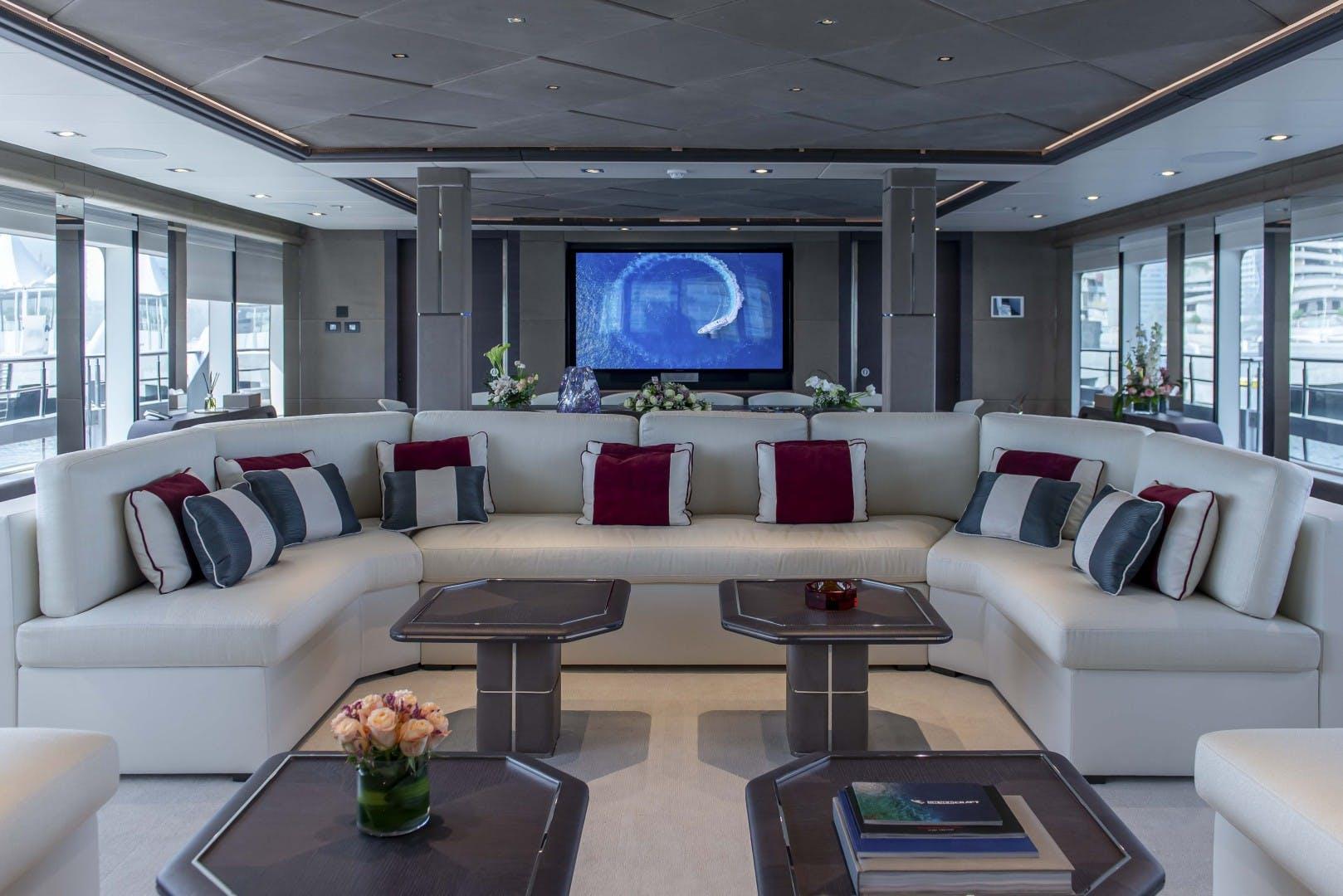 2023 Majesty Yachts 175' Tri-Deck MAJESTY 175 | Picture 3 of 32