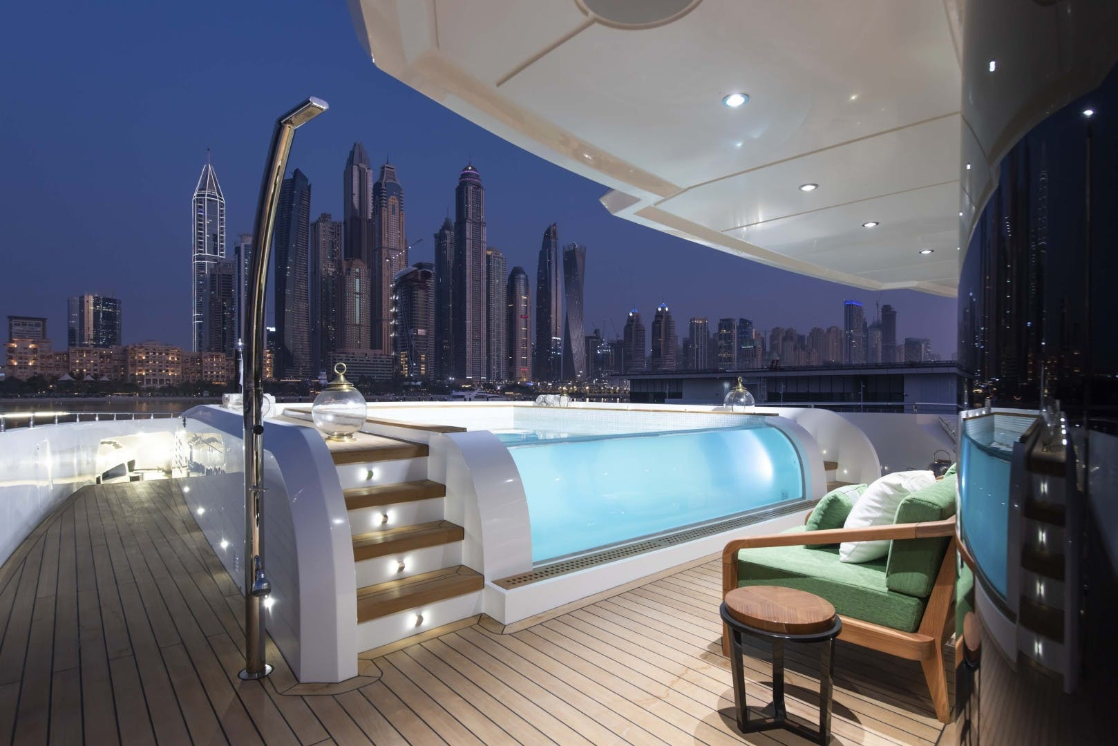 2023 Majesty Yachts 175' Tri-Deck MAJESTY 175 | Picture 2 of 32