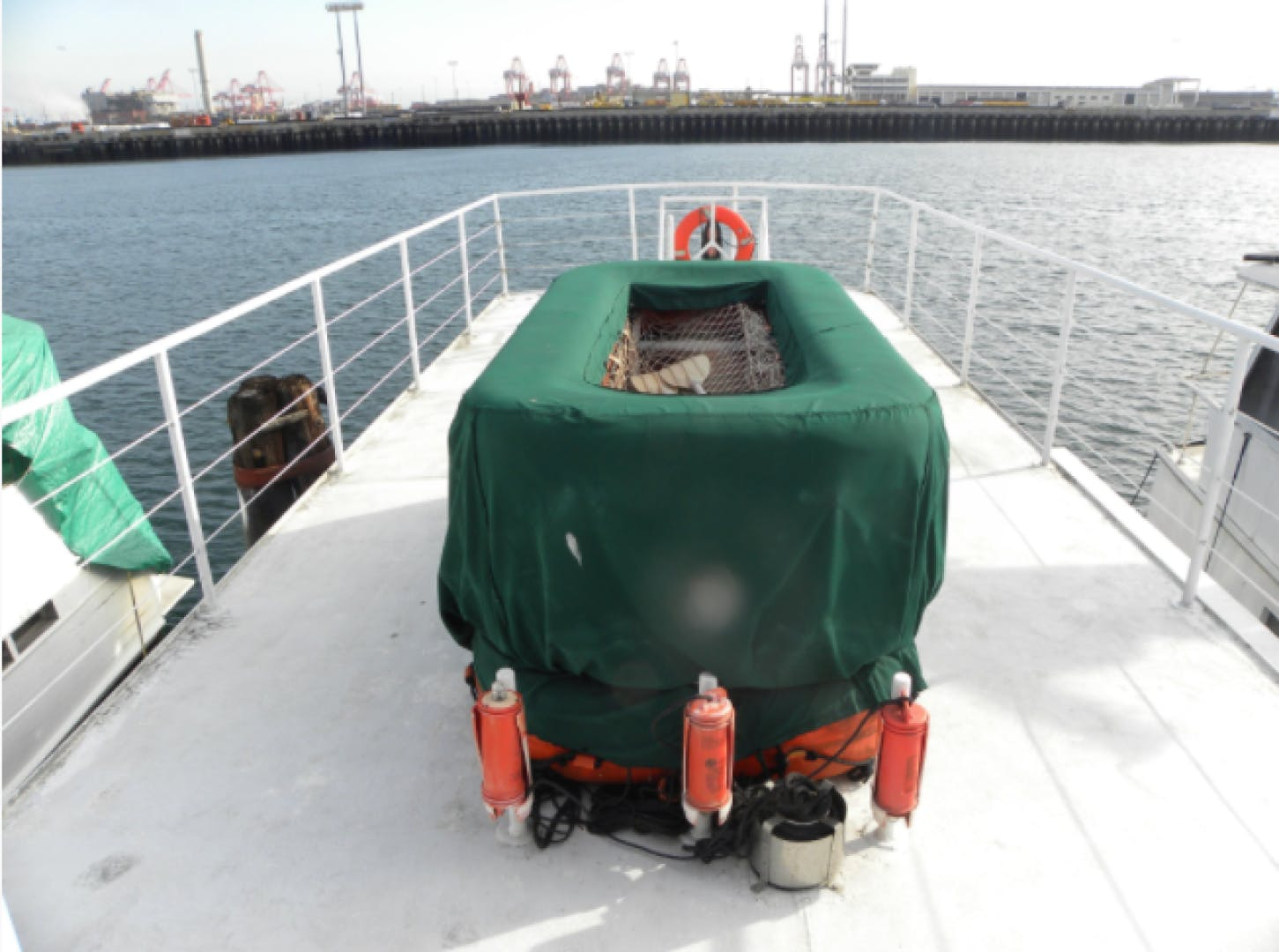 2000 Commercial 65' semi-submersible Passenger Vessel  | Picture 5 of 15