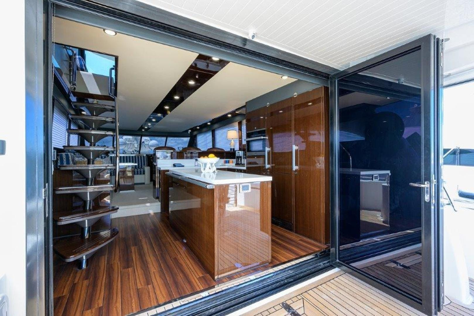 2017 Maritimo 70' M70 Now What | Picture 8 of 100