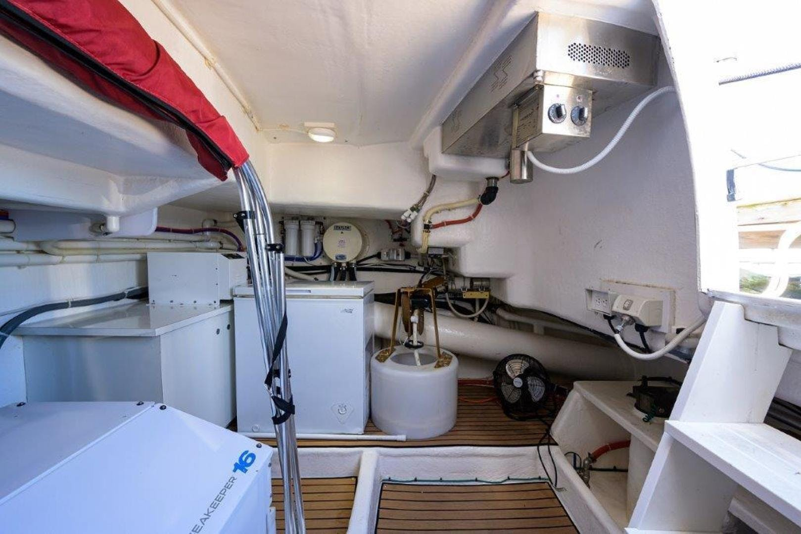 2017 Maritimo 70' M70 Now What | Picture 2 of 100