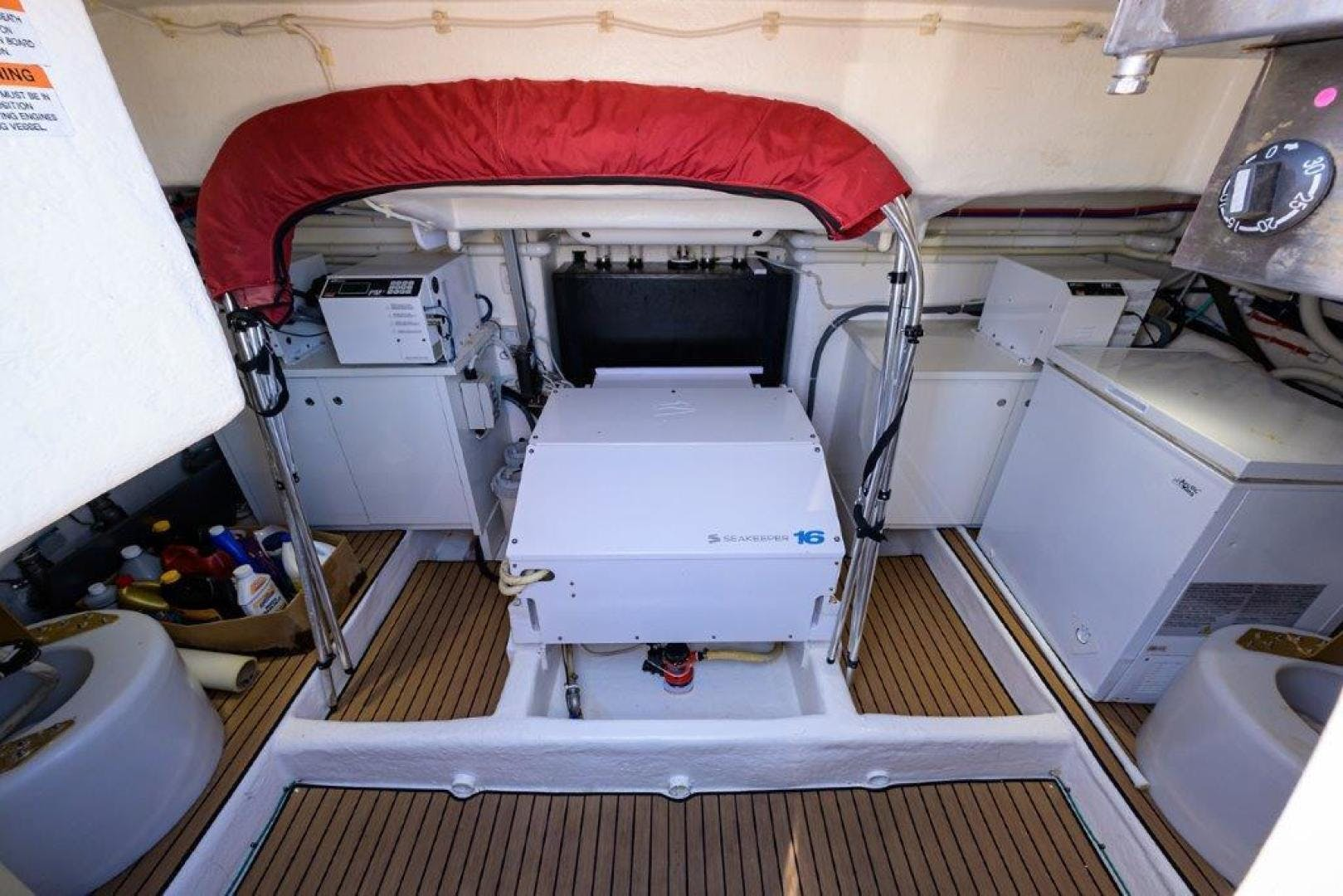 2017 Maritimo 70' M70 Now What | Picture 1 of 100
