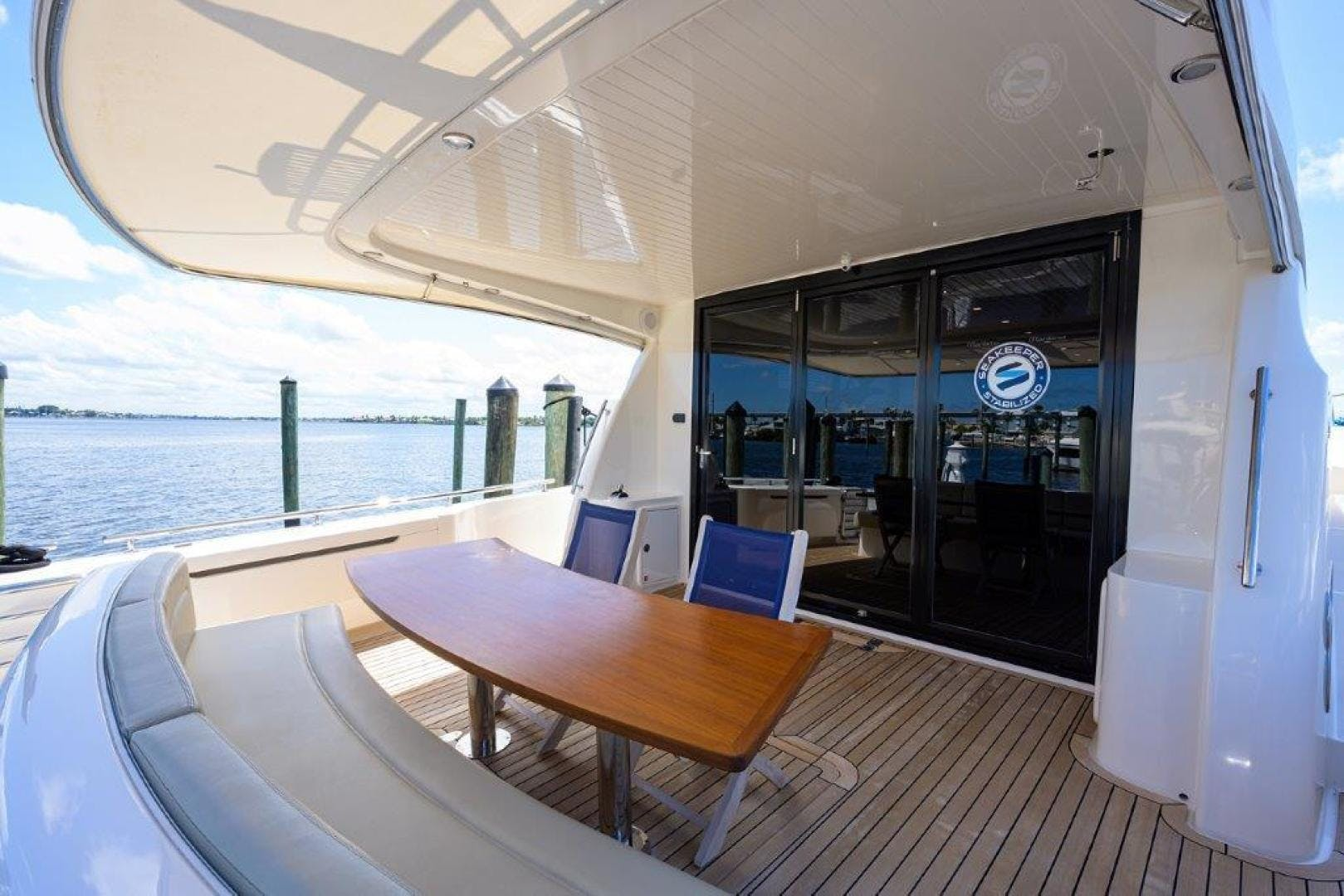 2017 Maritimo 70' M70 Now What | Picture 4 of 100