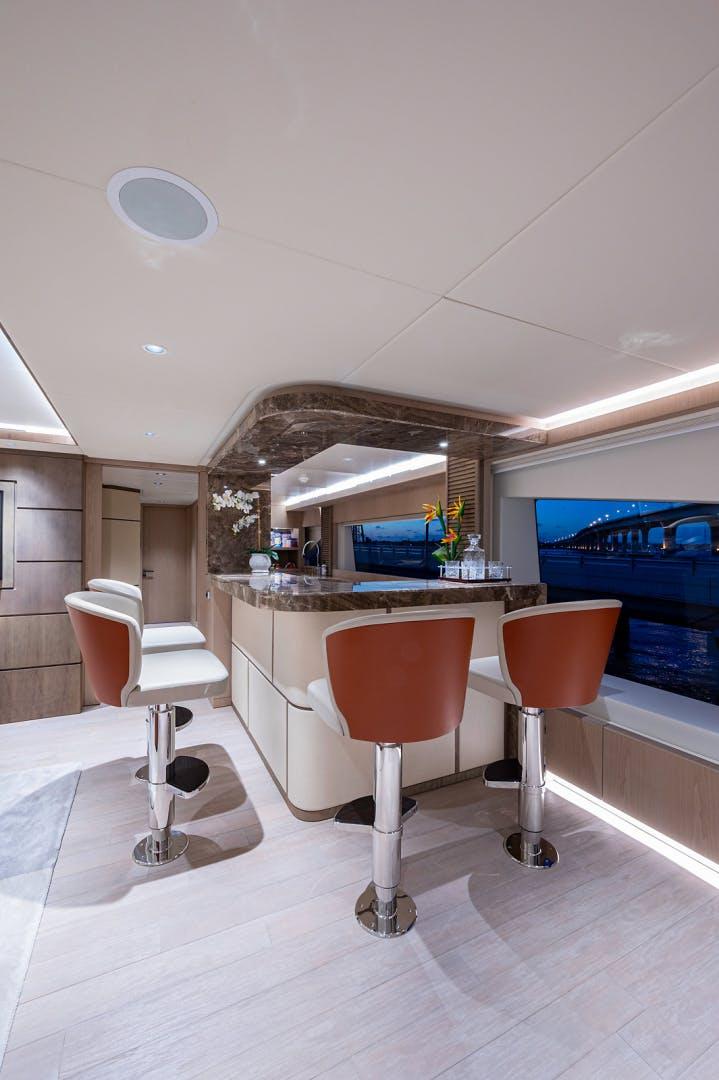 2020 Majesty Yachts 140' Motor Yacht MAJESTY 140 | Picture 5 of 46