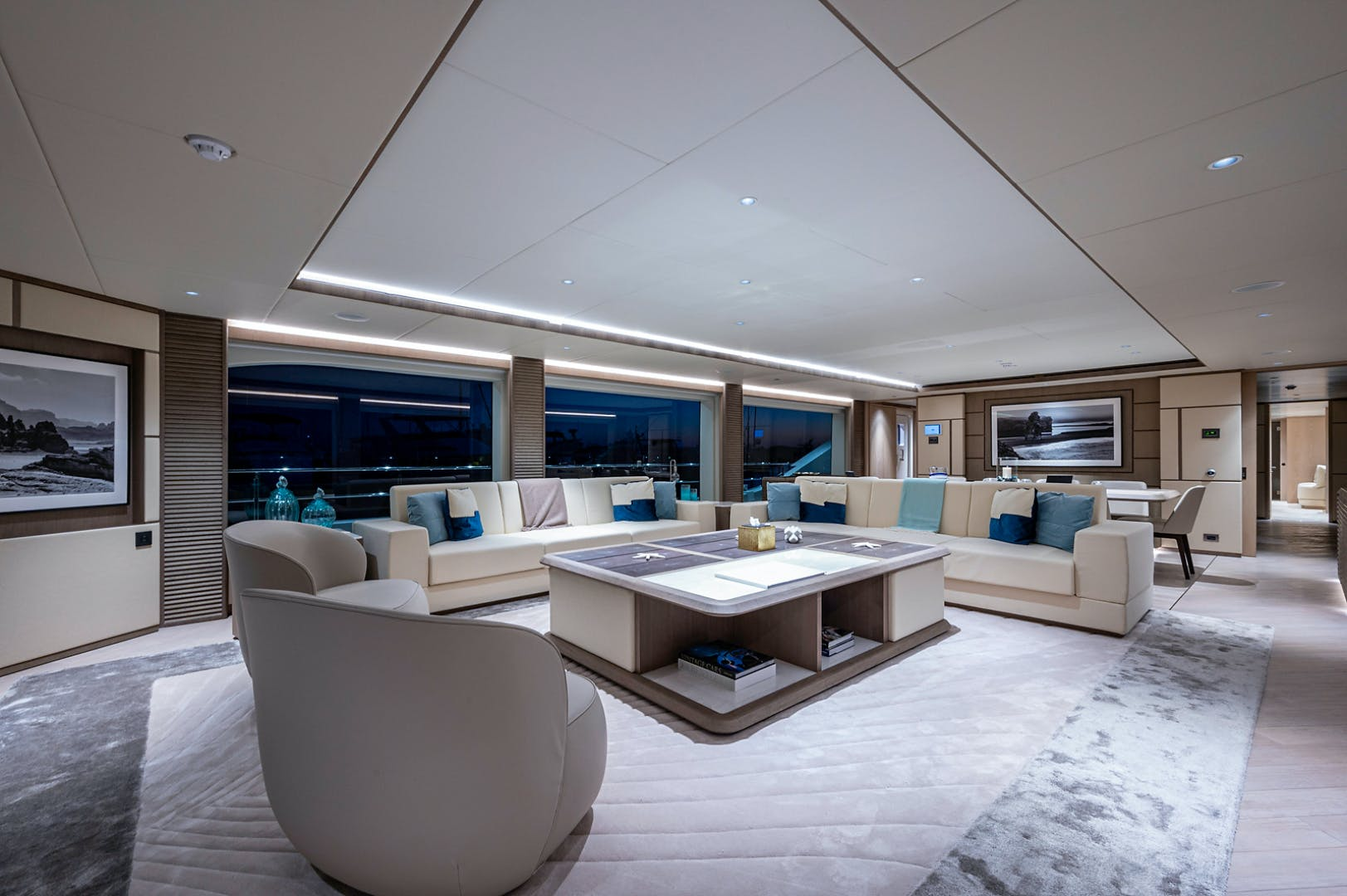 2020 Majesty Yachts 140' Motor Yacht MAJESTY 140 | Picture 7 of 46