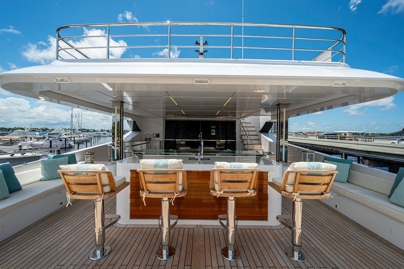 2020 Majesty Yachts 140' Motor Yacht MAJESTY 140 | Picture 8 of 46