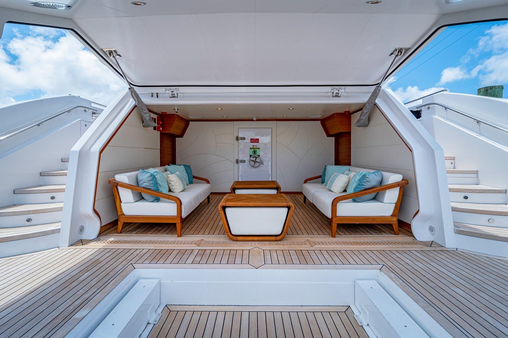 2020 Majesty Yachts 140' Motor Yacht MAJESTY 140 | Picture 2 of 46