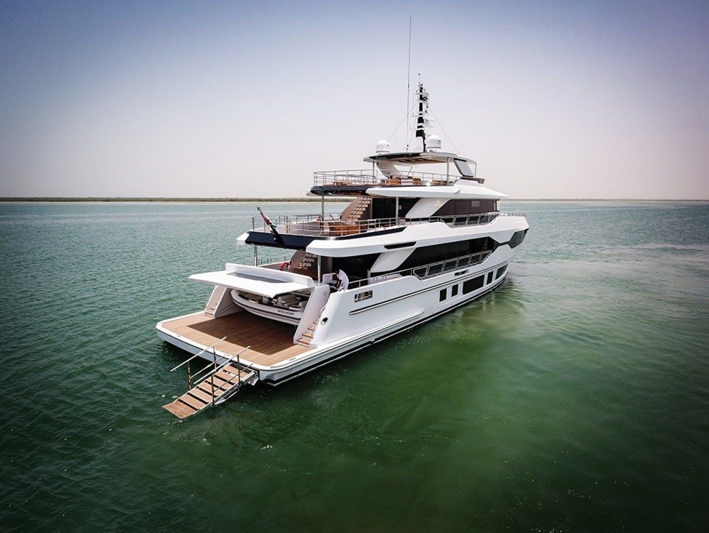 2022 Majesty Yachts 120' Raised Pilothouse MAJESTY 120 | Picture 6 of 39