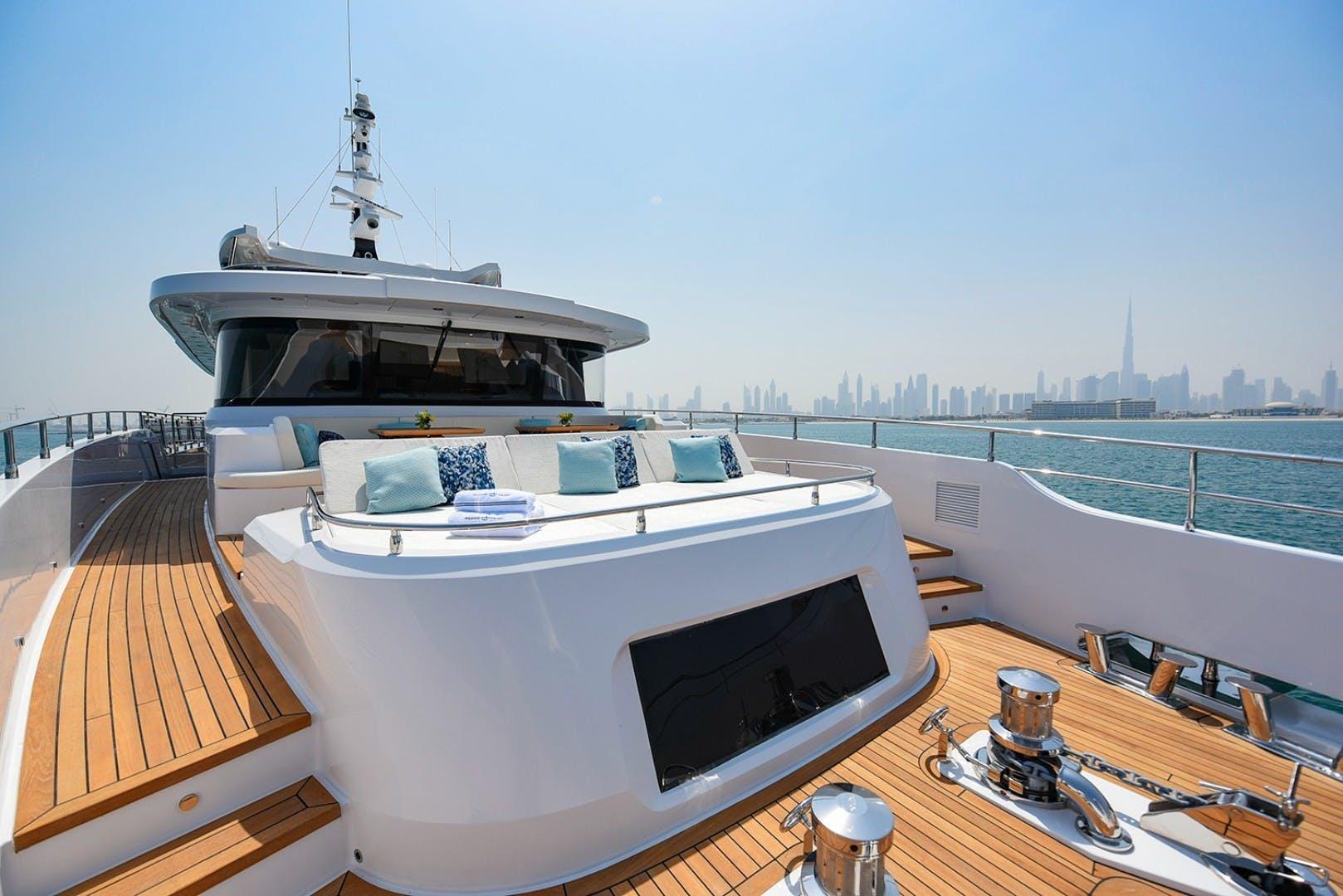 2022 Majesty Yachts 120' Raised Pilothouse MAJESTY 120 | Picture 5 of 39