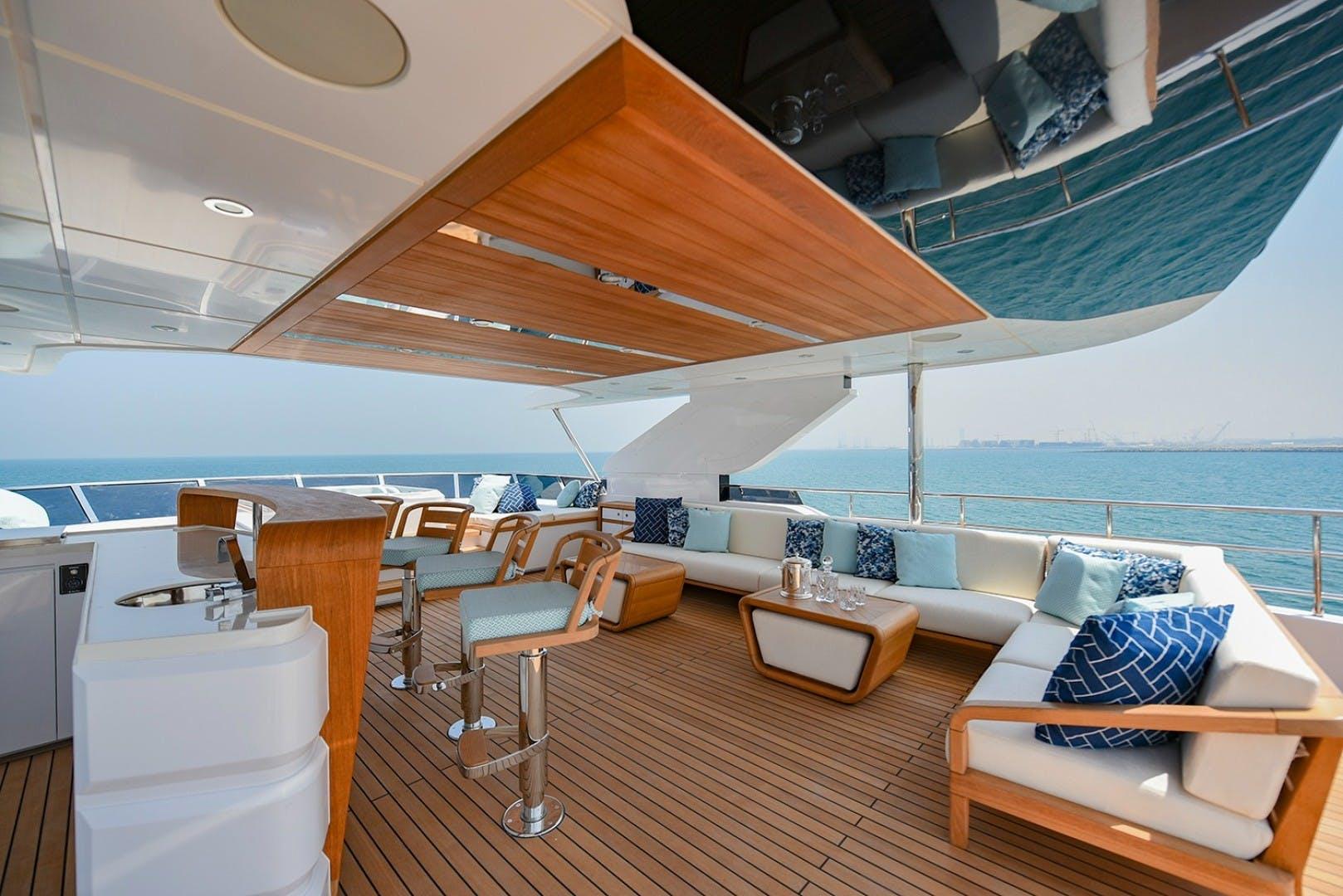 2022 Majesty Yachts 120' Raised Pilothouse MAJESTY 120 | Picture 8 of 39