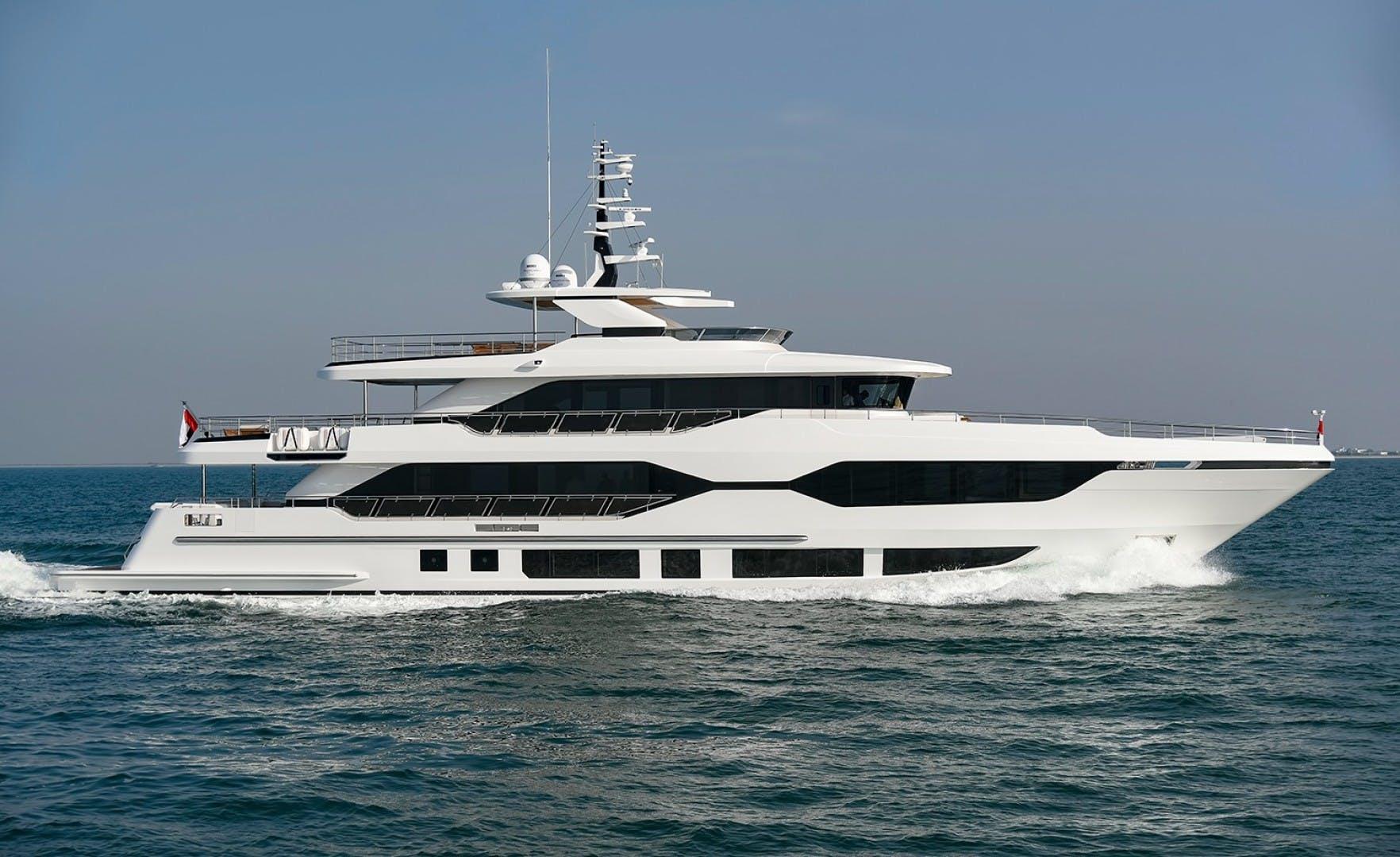 2022 Majesty Yachts 120' Raised Pilothouse MAJESTY 120 | Picture 1 of 39