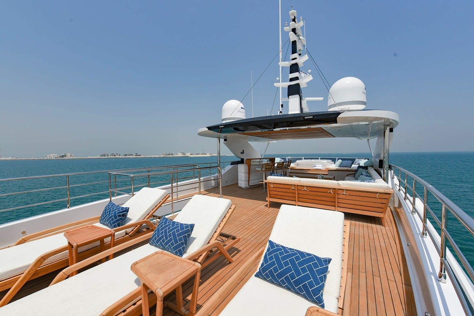 2022 Majesty Yachts 120' Raised Pilothouse MAJESTY 120 | Picture 3 of 39