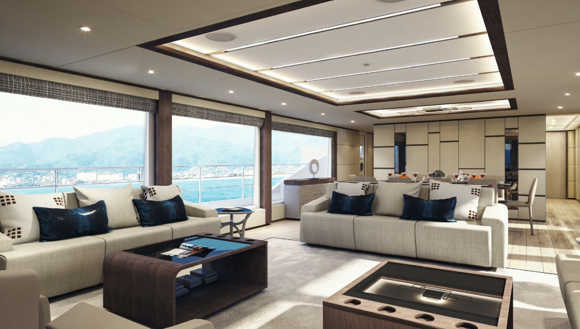 2019 Majesty Yachts 100' Majesty 100 MAJESTY 100 | Picture 3 of 22