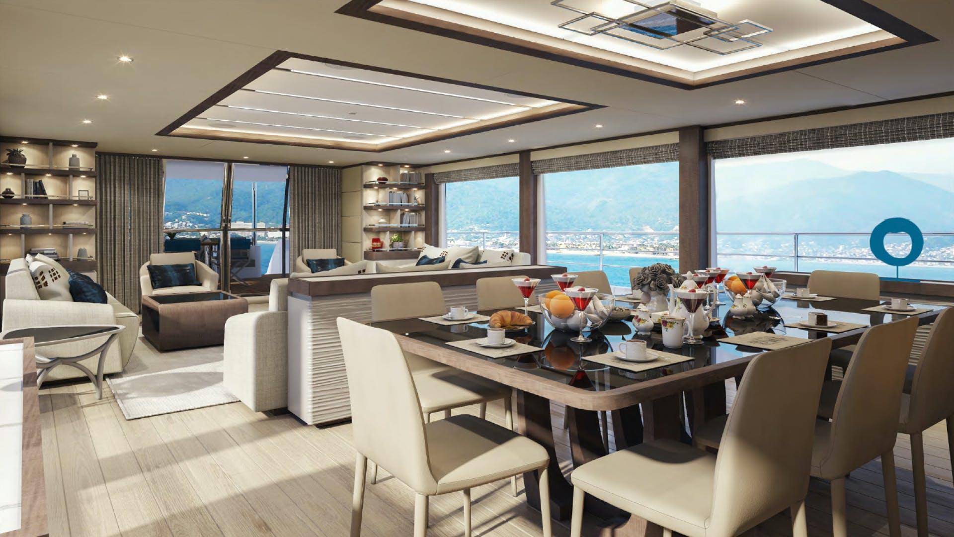 2019 Majesty Yachts 100' Majesty 100 MAJESTY 100 | Picture 4 of 22