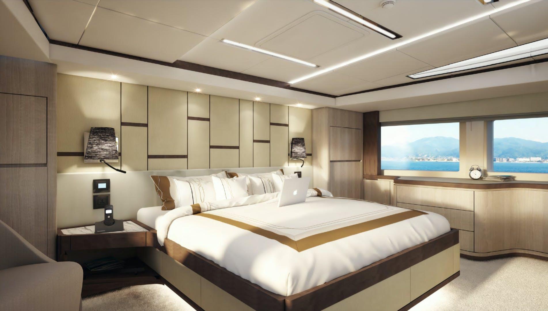 2019 Majesty Yachts 100' Majesty 100 MAJESTY 100 | Picture 5 of 22