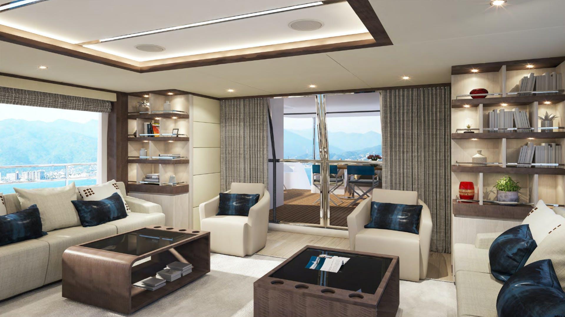 2019 Majesty Yachts 100' Majesty 100 MAJESTY 100 | Picture 2 of 22