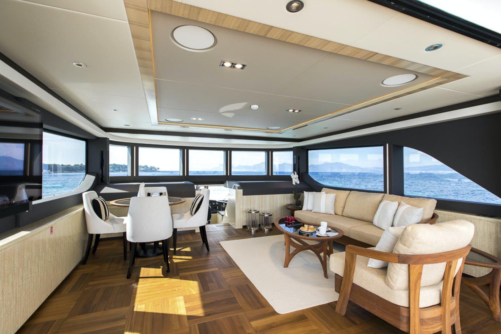 2019 Majesty Yachts 100' Majesty 100 MAJESTY 100 | Picture 8 of 22