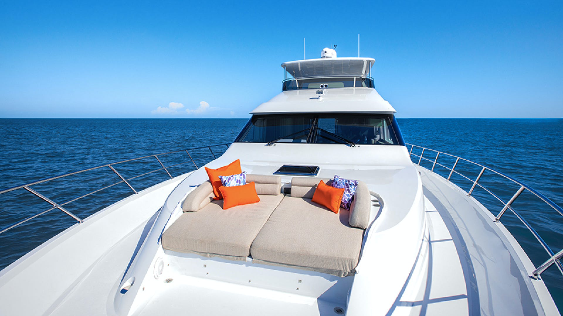 2020 CL Yachts 72' CLB72 New inventory   SOLD! More CLB72 hulls are under construction. | Picture 2 of 12