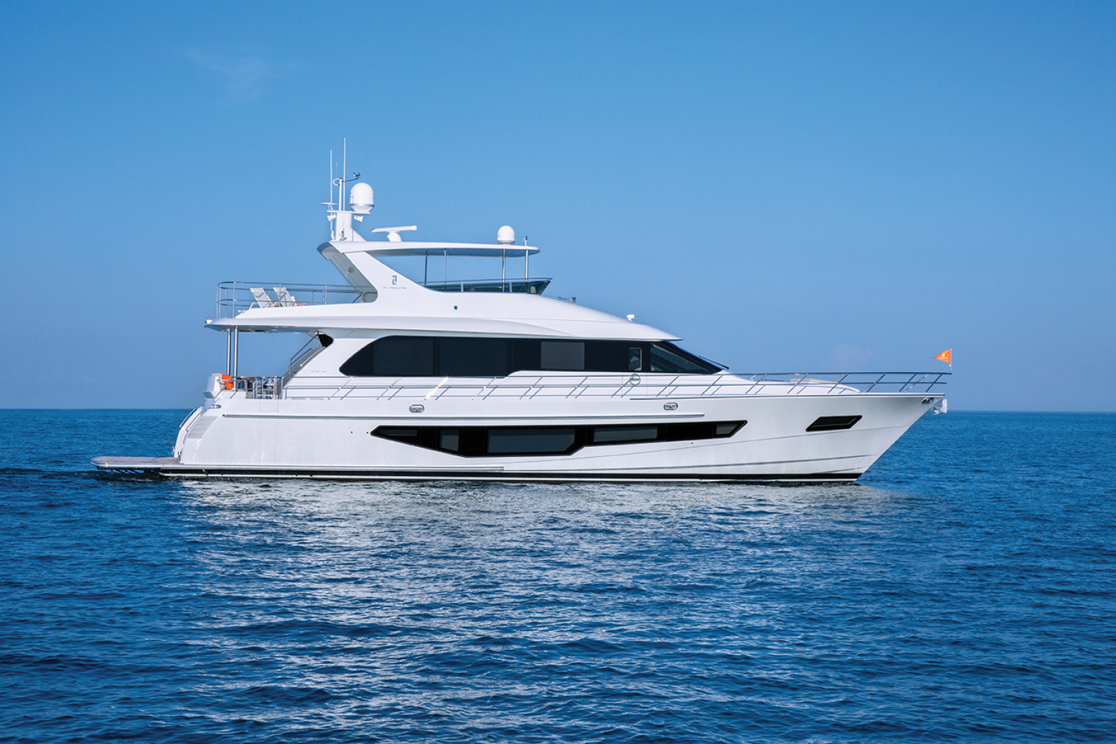"""2020 CL Yachts 72' CLB72 """"New inventory   SOLD! More CLB72 hulls are under construction."""""""