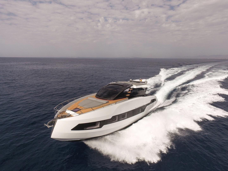 2021 Astondoa 65' 655 Coupe