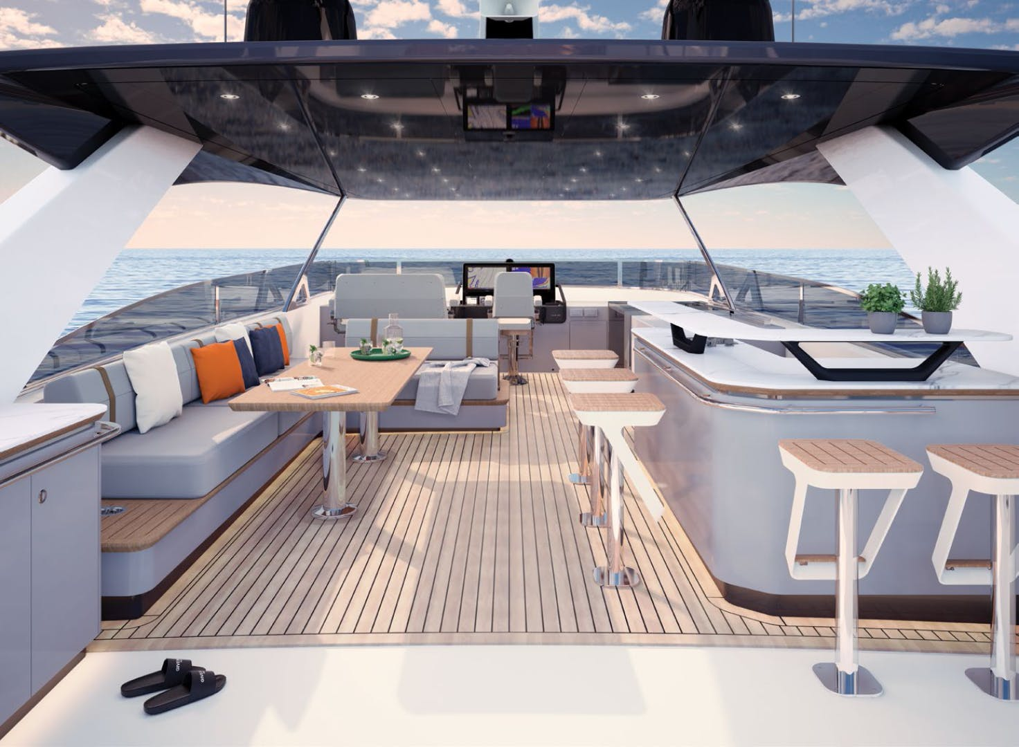 2021 CL Yachts 88' CLB88 The New CLB88 | Picture 4 of 29