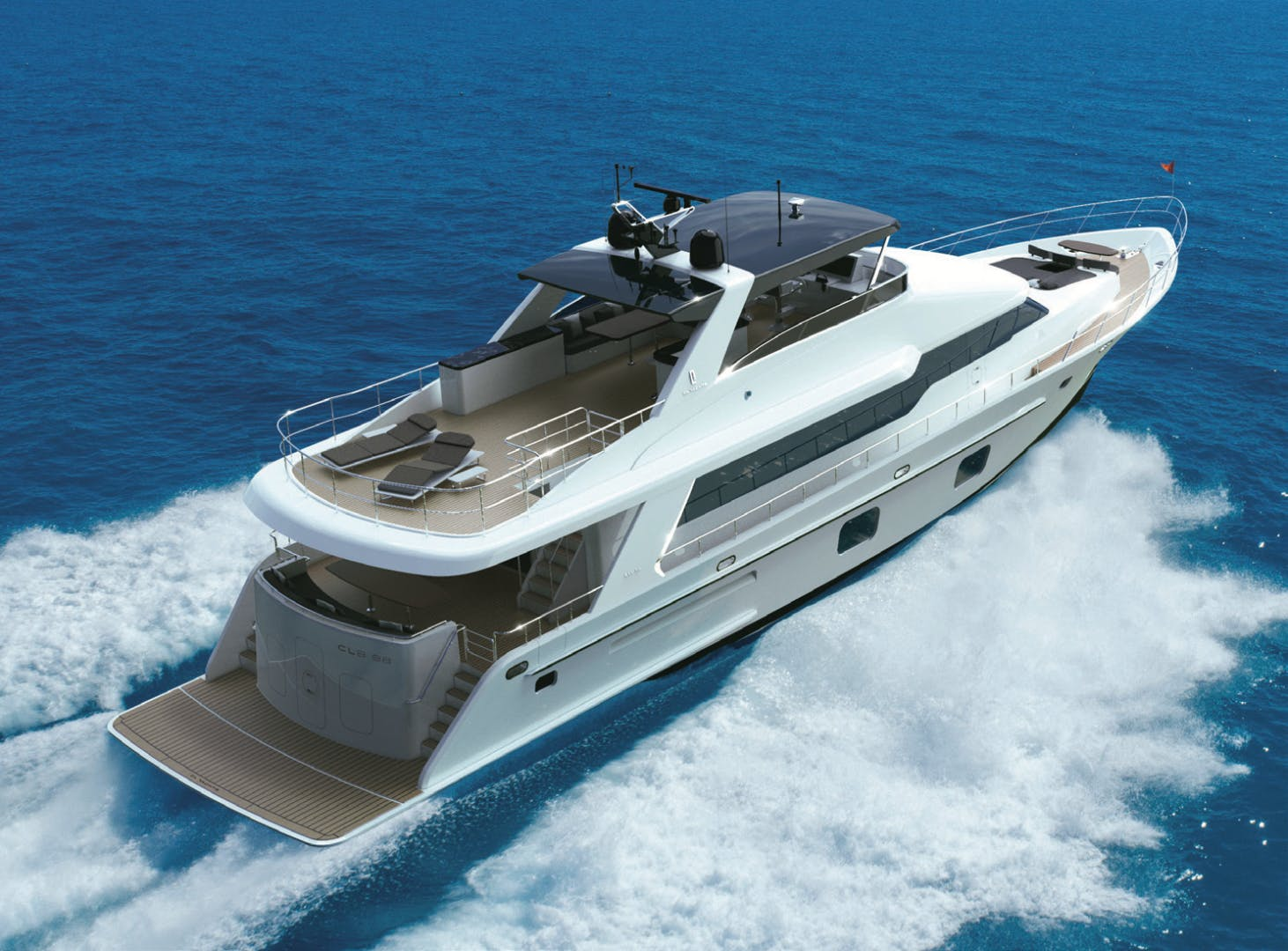 2021 CL Yachts 88' CLB88 The New CLB88 | Picture 2 of 29