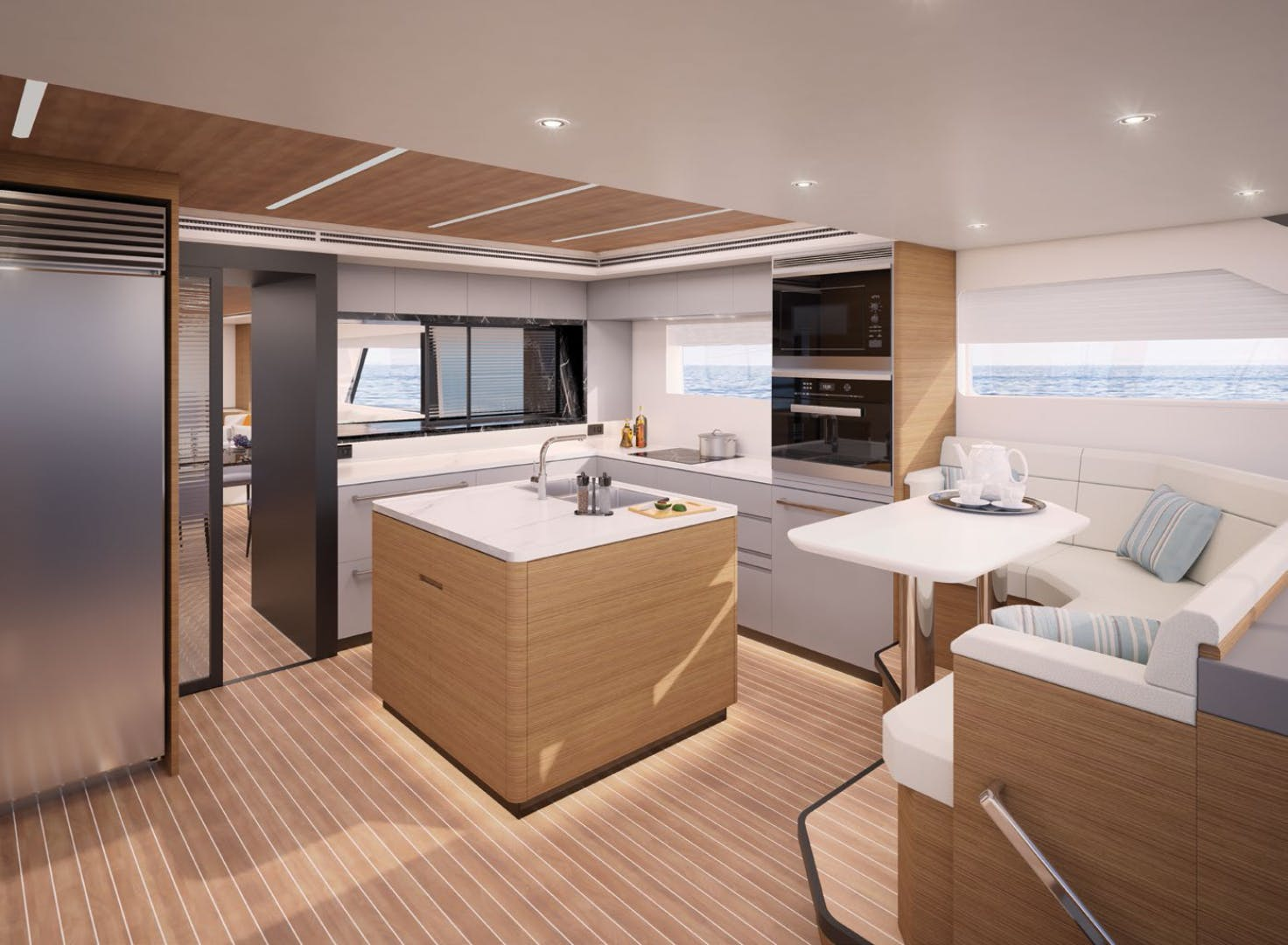 2021 CL Yachts 88' CLB88 The New CLB88 | Picture 8 of 29