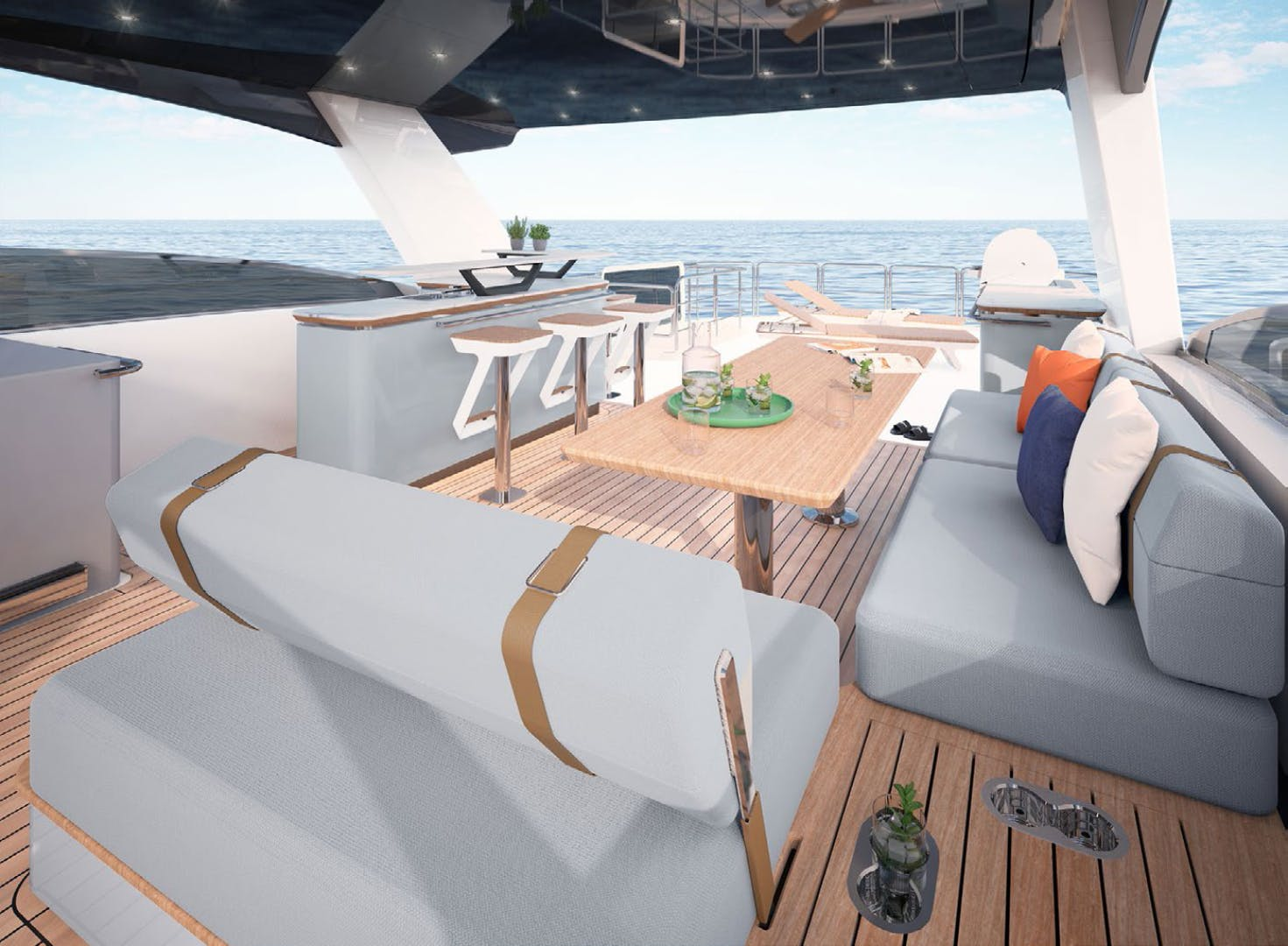 2021 CL Yachts 88' CLB88 The New CLB88 | Picture 5 of 29