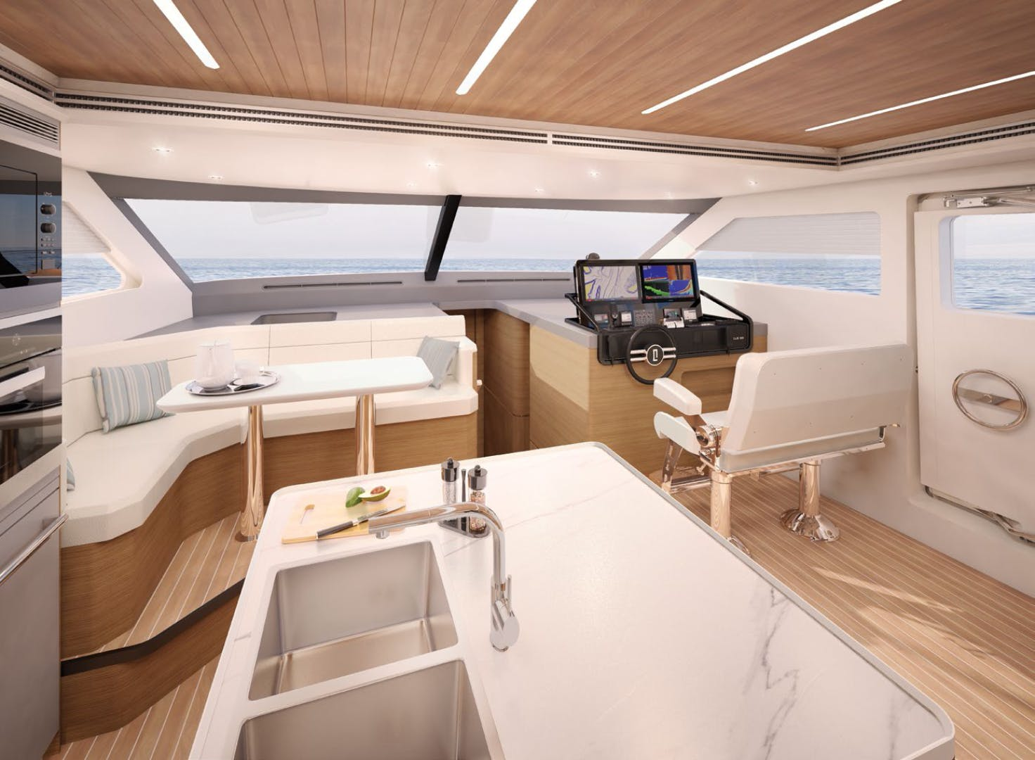 2021 CL Yachts 88' CLB88 The New CLB88 | Picture 1 of 29
