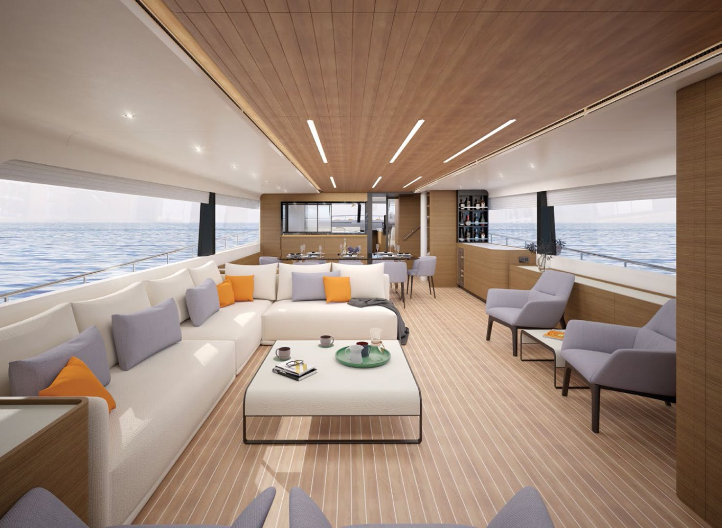 2021 CL Yachts 88' CLB88 The New CLB88 | Picture 6 of 29