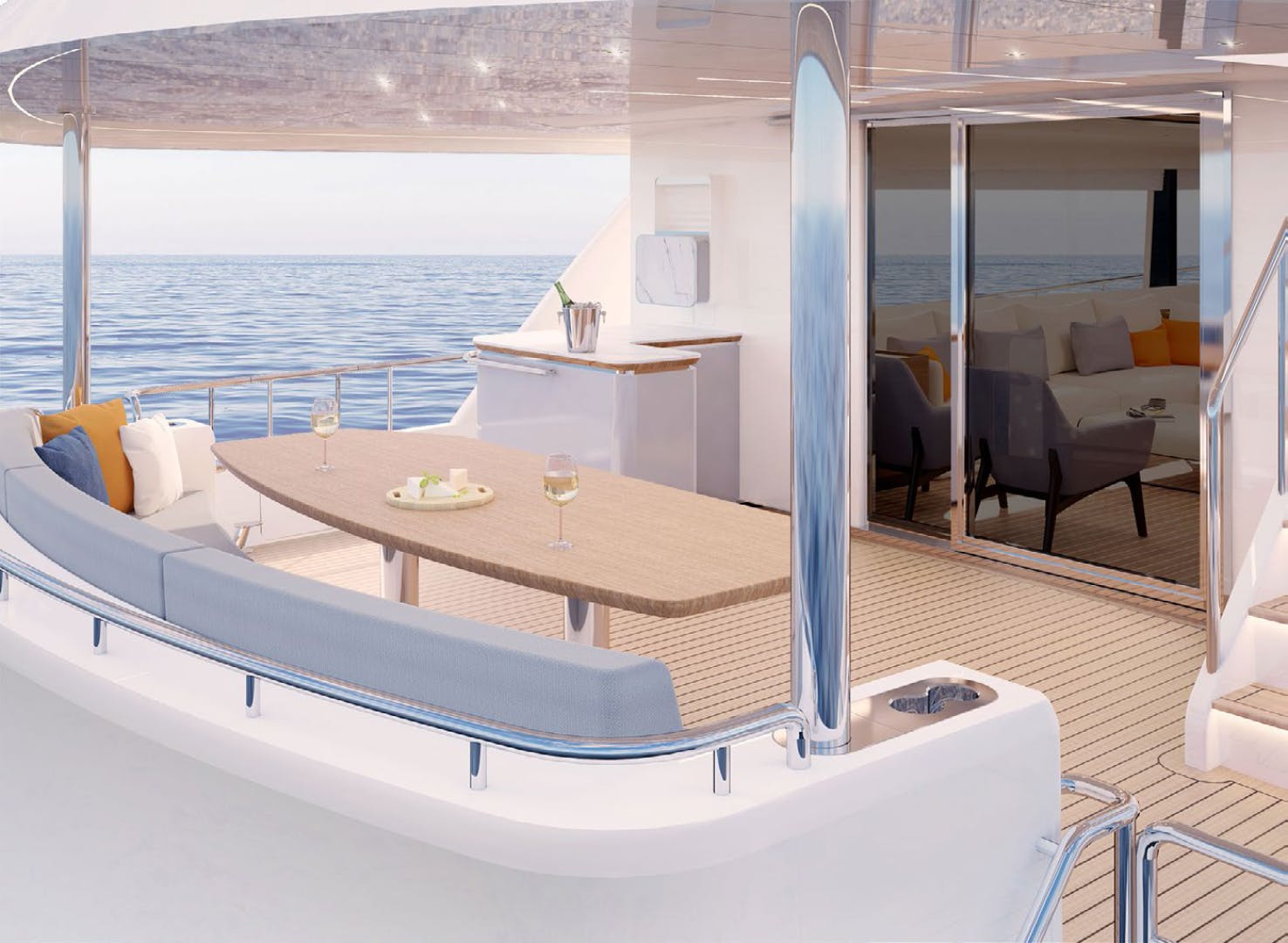 2021 CL Yachts 88' CLB88 The New CLB88 | Picture 3 of 29