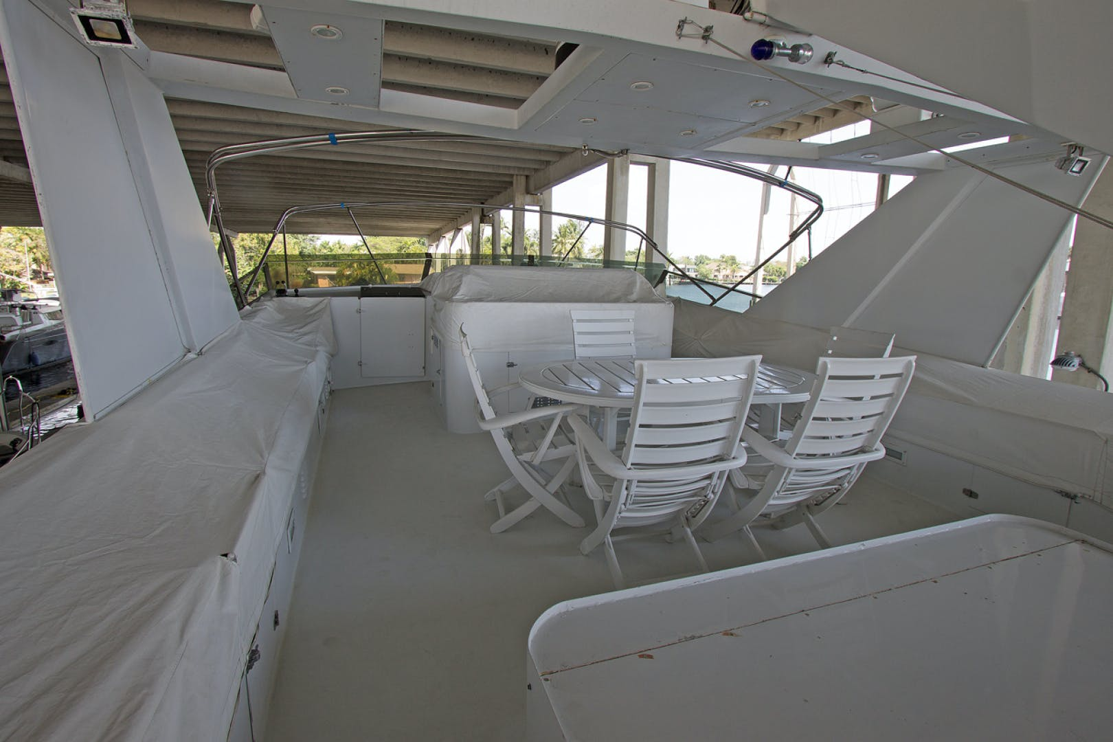 1988 Broward 97' Pilothouse GOLDEN RULE   Picture 8 of 29