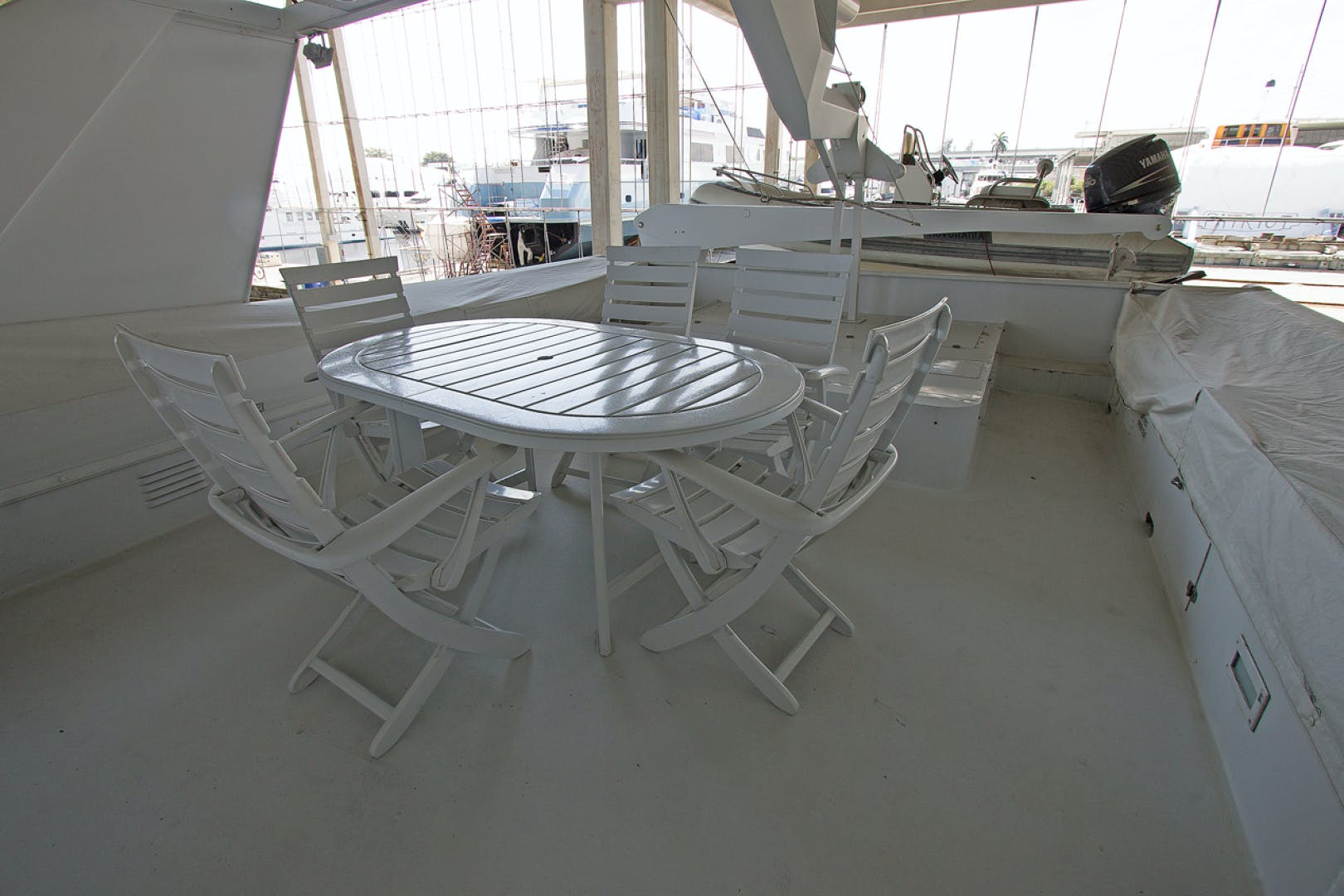 1988 Broward 97' Pilothouse GOLDEN RULE   Picture 7 of 29